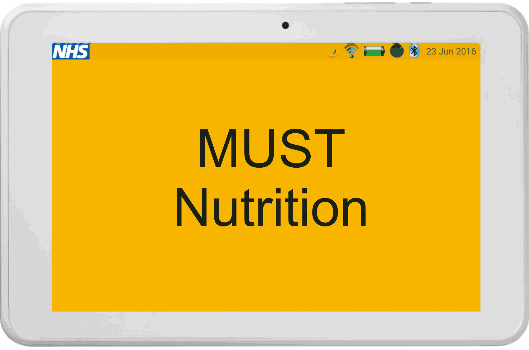 MUST Nutrition